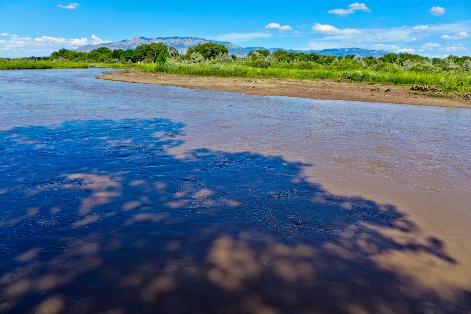 The Rio Grande, Albuquerque