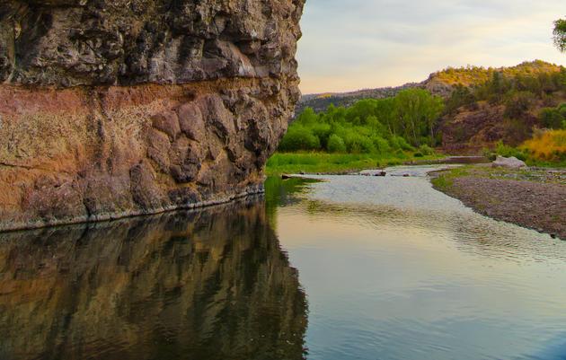 Will New Mexico Lose Its Last Wild River?