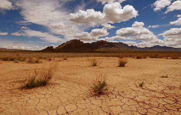 What would New Mexico be like without water?