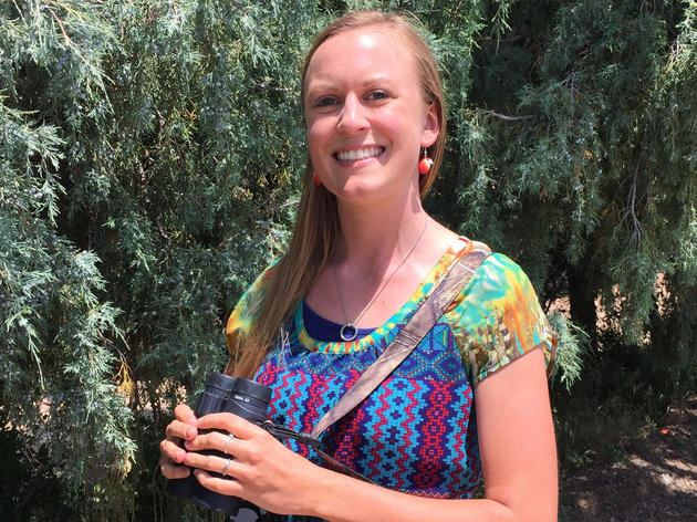 Audubon New Mexico Welcomes a New Avian Biologist