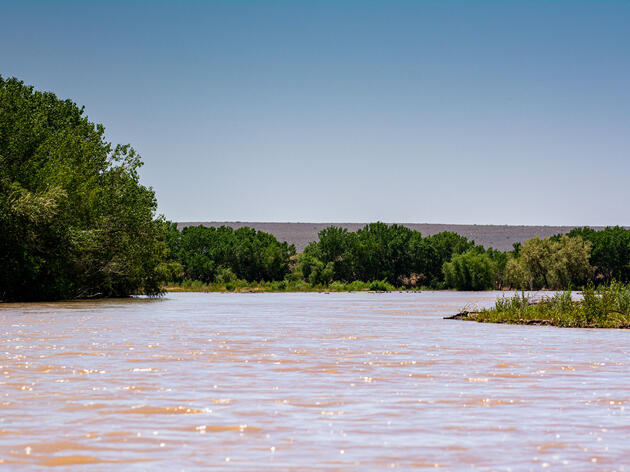 Notes from the Rio July 2021: The Rio Grande Compact