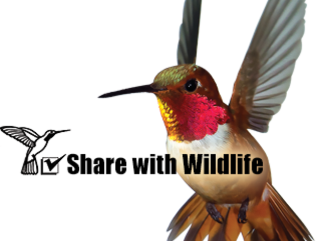 Share With Wildlife