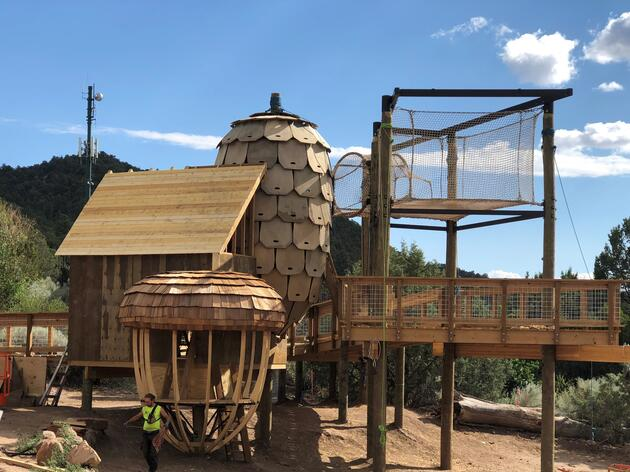 Nature Discovery Area Update