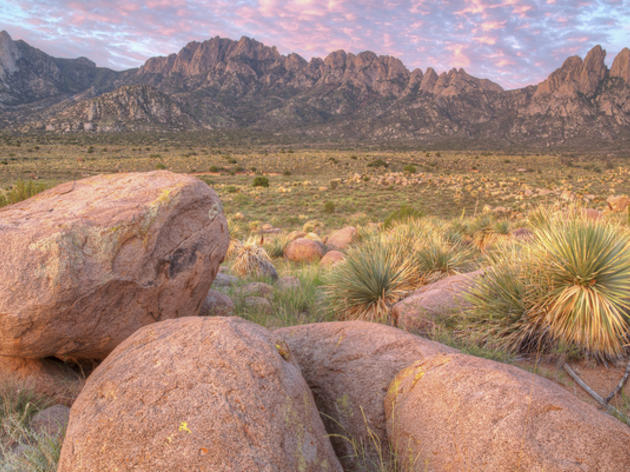 Organ Mountains–Desert Peaks National Monument