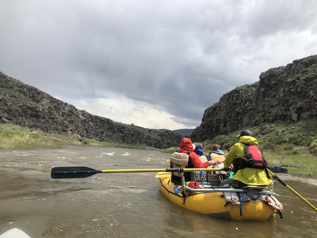 Rafting with Far Flung Adventures