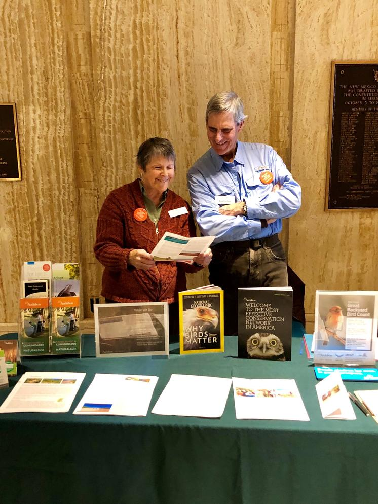 Lands, Water & Wildlife Day at the state capitol